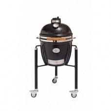 Керамический гриль Monolith Le Chef комплект, черный