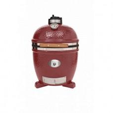 Керамический гриль Monolith Le Chef красный
