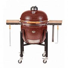 Керамический гриль Monolith Le Chef комплект, красный