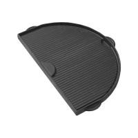 Чугунная сковорода двухсторонняя в форме полумесяца для Primo Oval 200 (JR) (1 шт)