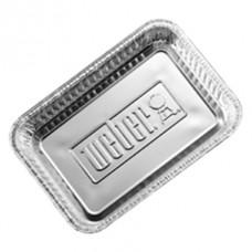 Алюминиевые поддоны малые, 10 шт Weber